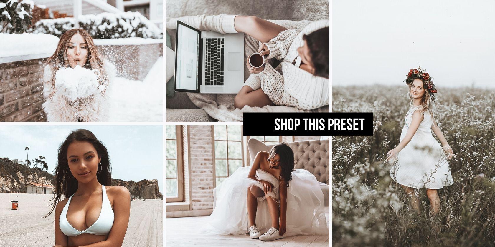 Buy 'Soft Coffee' Lightroom Mobile Presets