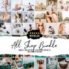1 ALL SHOP BUNDLE - 50 Lightroom Presets