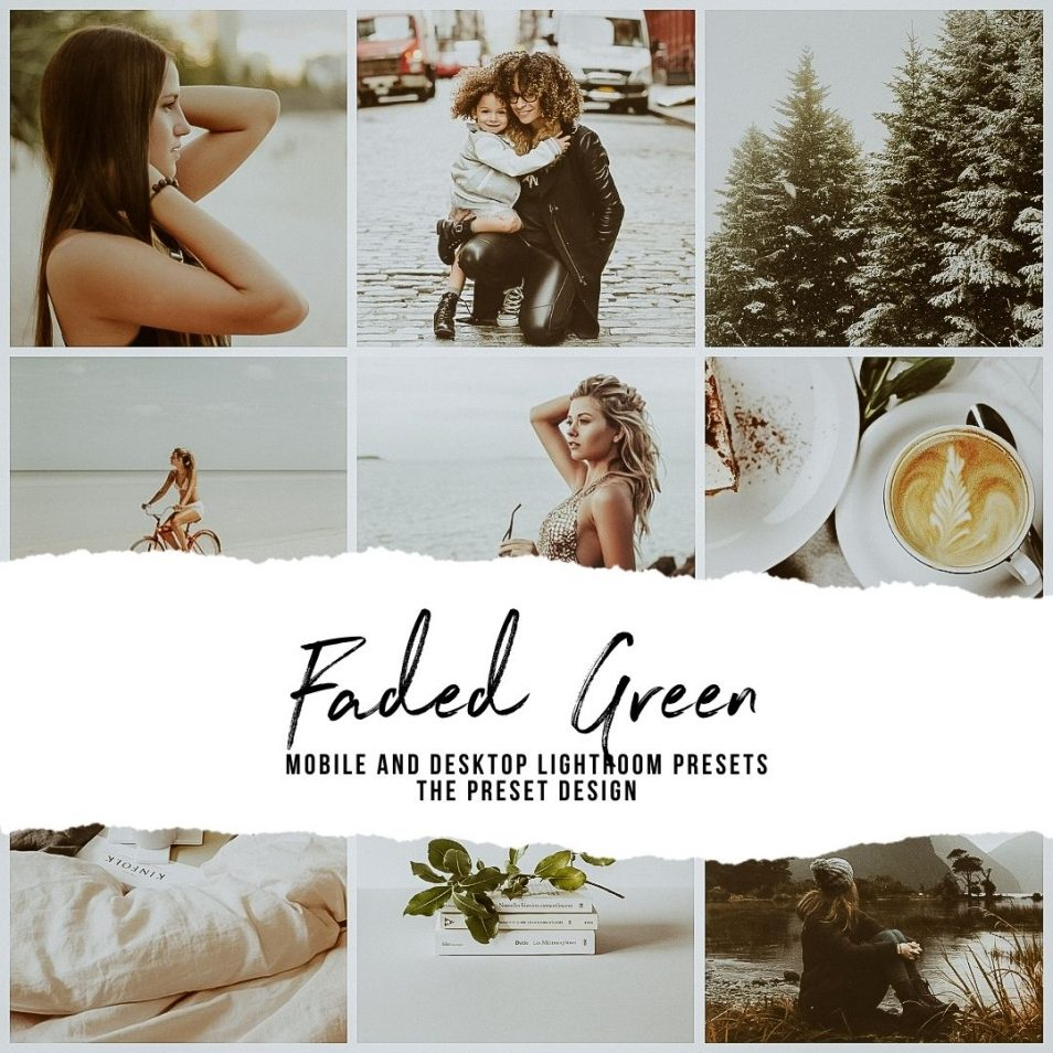 Moody Presets, Faded Presets