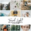 TRAVEL LIGHT - 5 Lightroom Presets