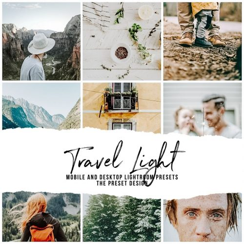 Travel Presets, Light Presets